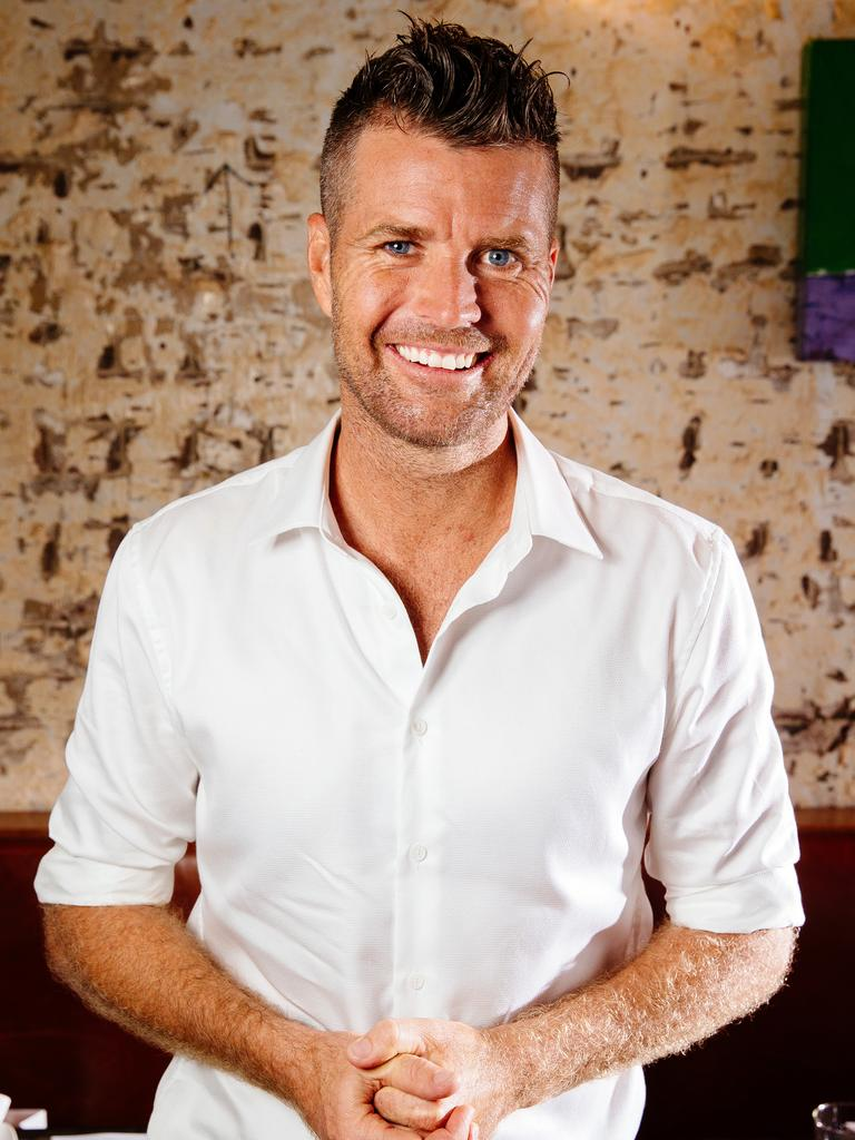 Pete Evans is known for peddling COVID-19 conspiracy theories. Picture: Jonathan Ng
