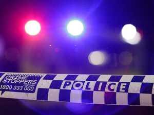 Rocky business targeted in late-night break in