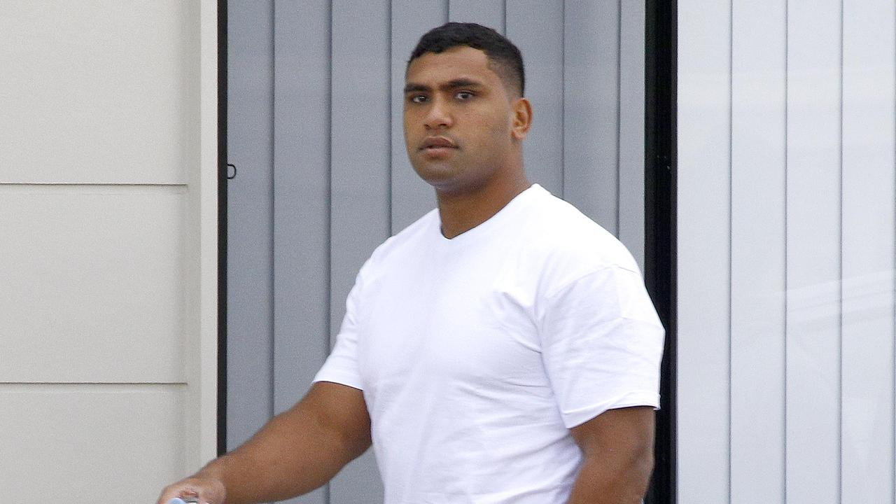 Tevita Pangai Jr completed an interview with NRL integrity-unit chiefs on Monday afternoon.