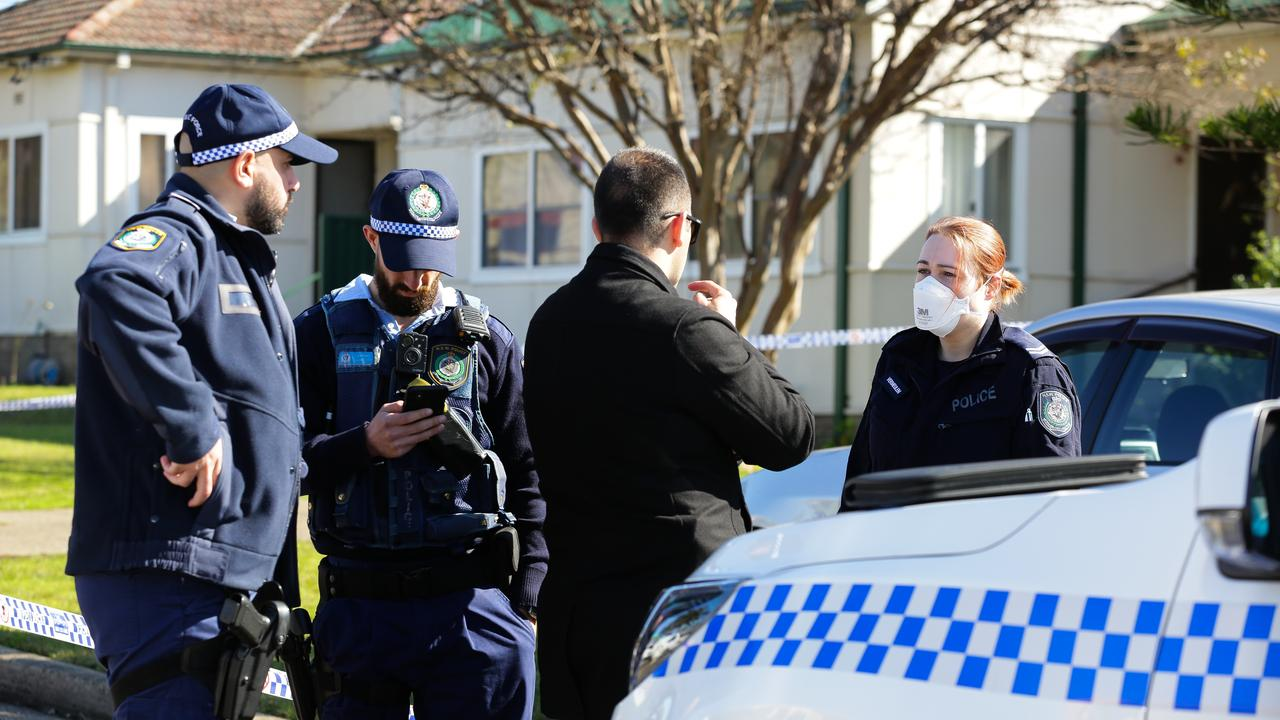 It is alleged two men were stabbed 20 minutes apart. One of them died. Picture: NCA NewsWire/Gaye Gerard