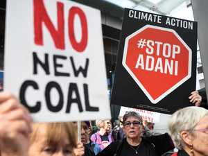 Adani protesters to plead guilty to security guard assault
