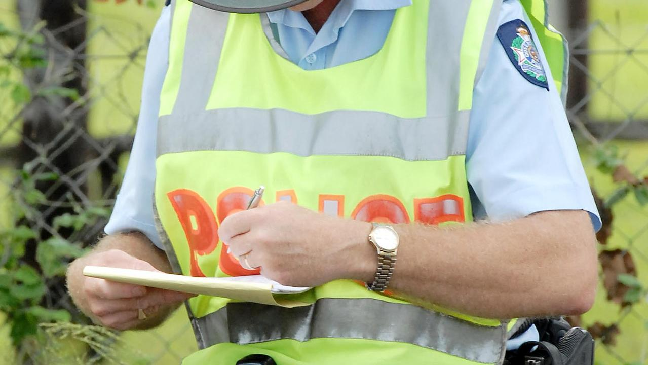 Gympie police are warning drivers not to park on yellow lines or block footpaths or they could be hit with a $53 parking fine.
