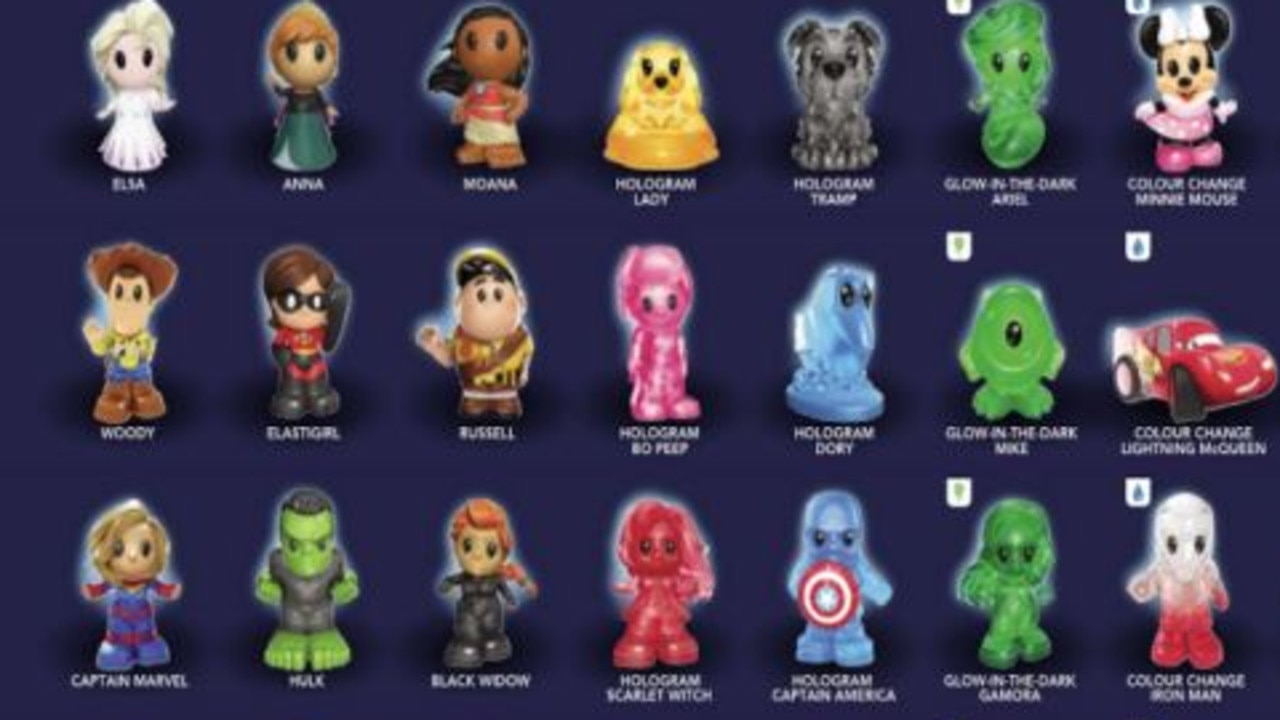 Ooshies have returned to Woolworths stores across the country – and an easy way to pick up five extra collectables has just been revealed.