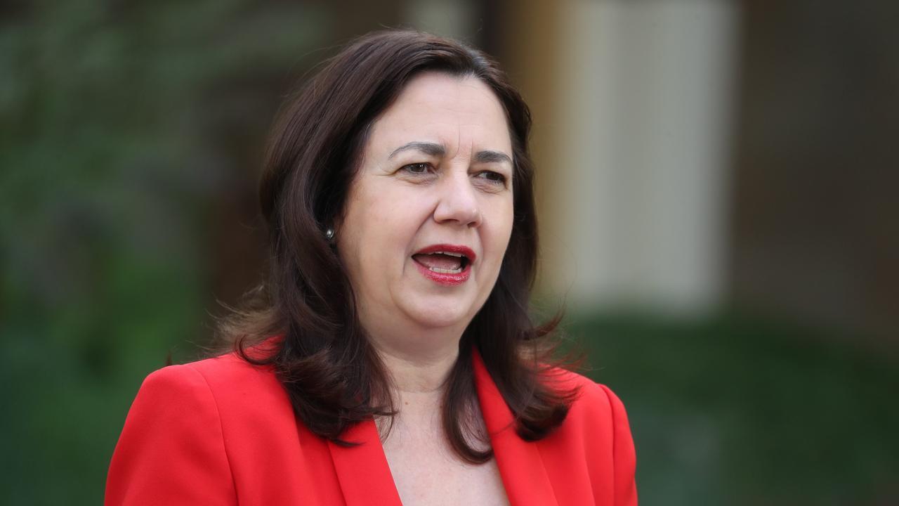 Premier Annastacia Palaszczuk. Picture: Annette Dew