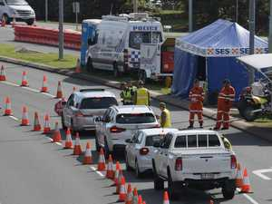 Tearing down blockade could be 'catastrophic'