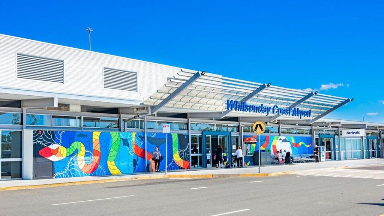 Whitsunday Coast Airport roof will be renewed.