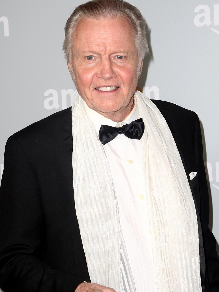 Actor Jon Voight. Picture: AFP/Tommaso Boddi