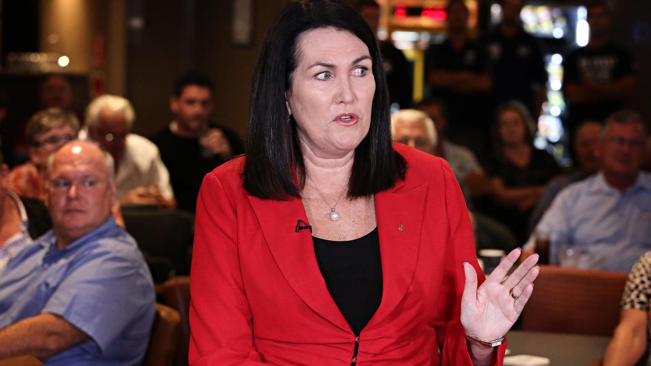 Labor Senator Deborah O'Neill. Picture: Adam Yip
