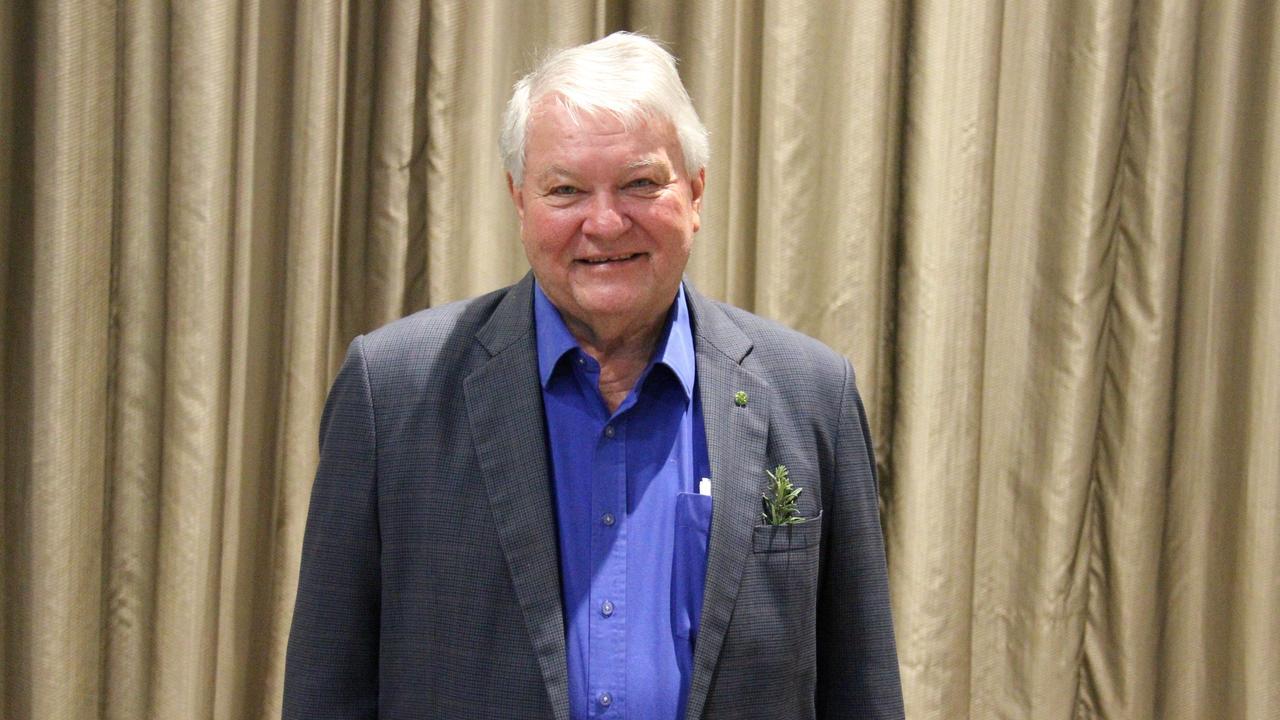 Federal Member for Flynn Ken O'Dowd on August 18, 2020. Picture Rodney Stevens