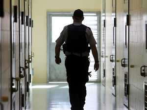 Jails in lockdown as officer tests positive to COVID-19
