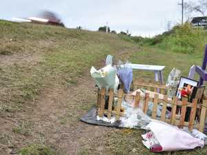 What can happen to roadside crash tributes