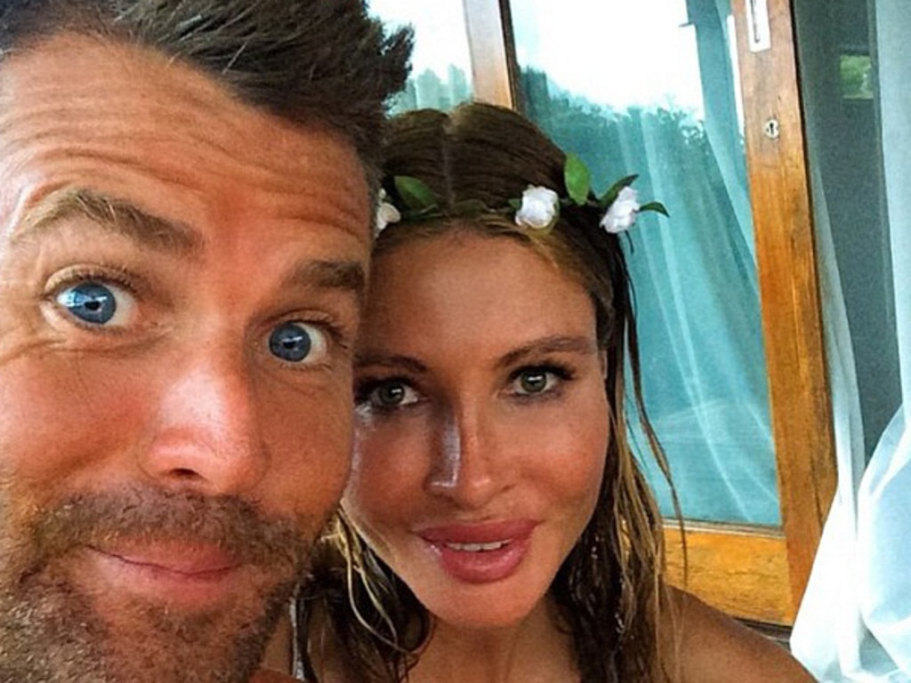 Pete Evans and Nicola Robinson are opening a healing clinic in Byron's new commercial precinct, The Habitat.