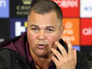 'Hysterical' scrutiny on Seibold as Broncos coach