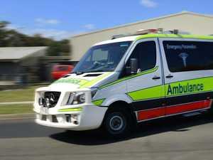 Crash victim injured in two-vehicle smash