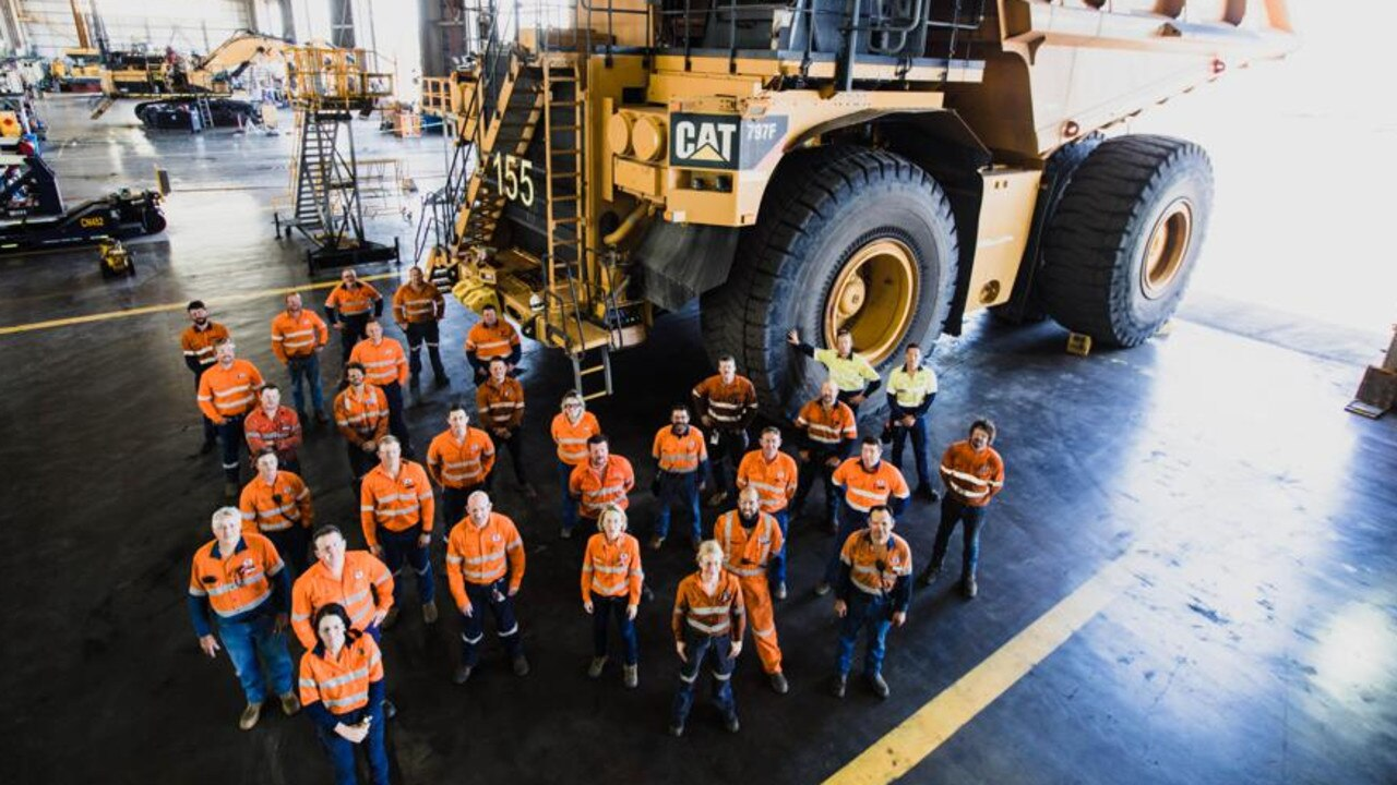 High-risk BHP workers have been ordered off site since April.
