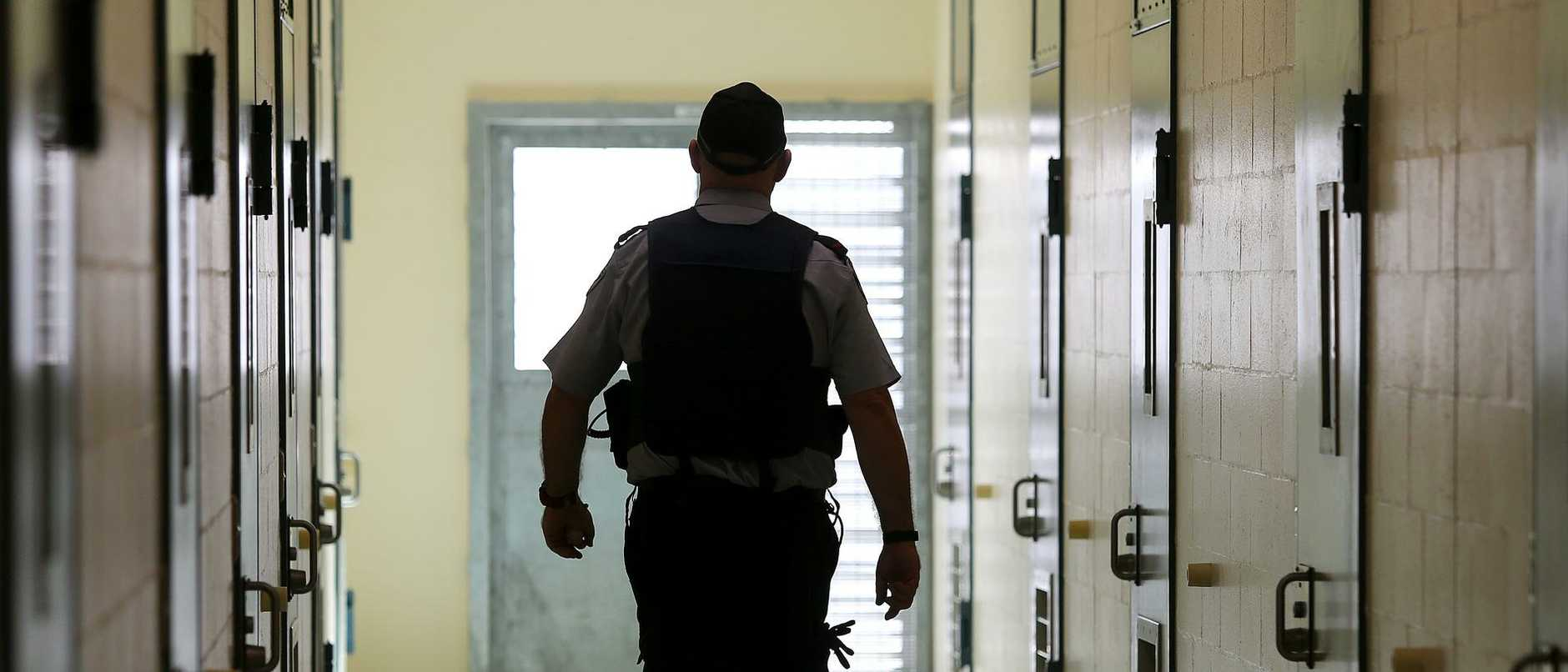 A prison officer has tested positive to coronavirus, sending two jails into stage 4 lockdown and closing another site for forensic cleaning.