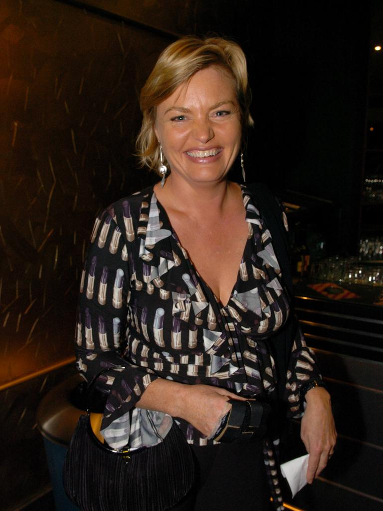 Co-producer Fiona Eagger.