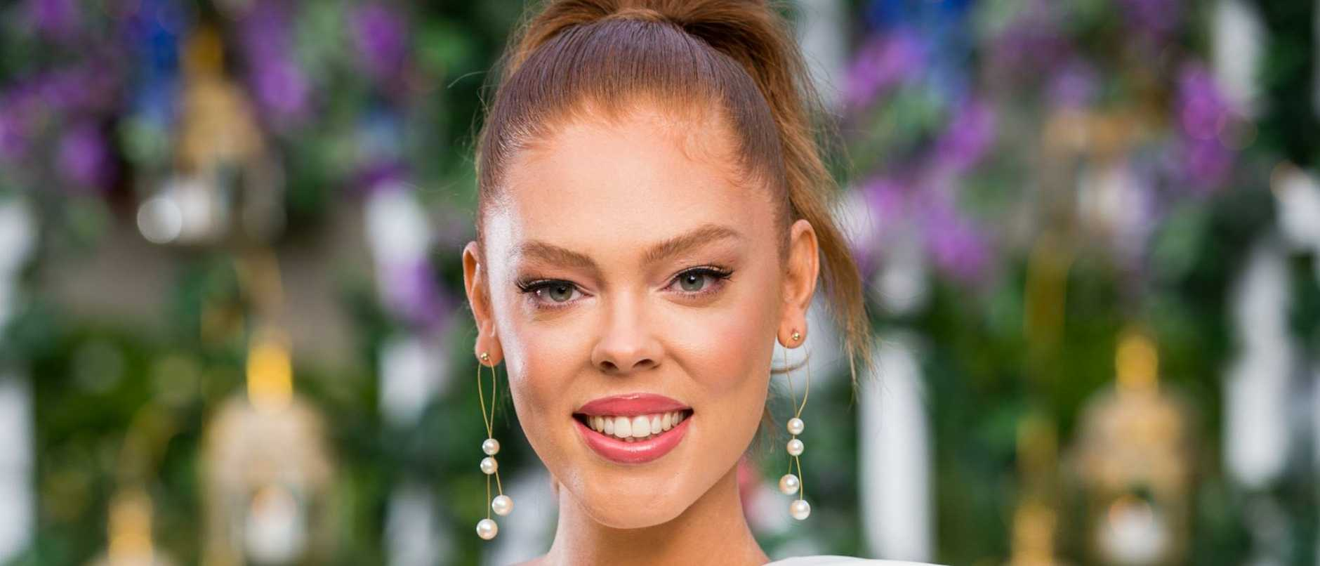She confused viewers with a bizarre rant about being a redhead on The Bachelor, and now Brisbane's Zoe-Clare McDonald has cleared up what led to the meltdown.