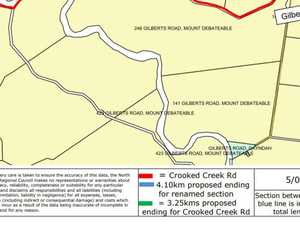 Crooked road under review: Council discuss 'impassable' road
