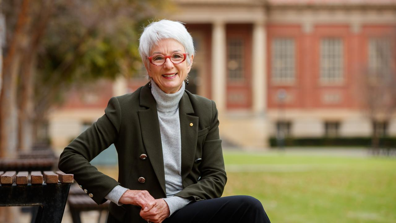 The Honourable Catherine Branson is Adelaide University's new chancellor. Picture: Matt Turner.