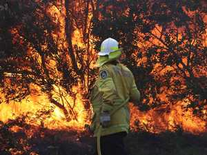 RFS declares start of Clarence Valley bushfire danger period
