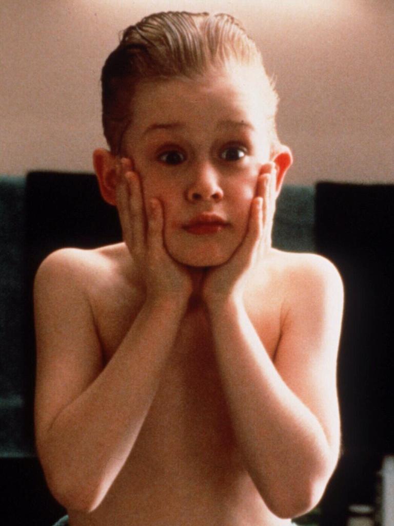 Macaulay in Home Alone.