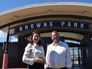 Government defends level of Browne Park Stadium consultation