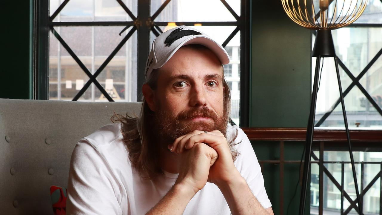Atlassian CEO Mike Cannon-Brookes. Picture: John Feder/The Australian