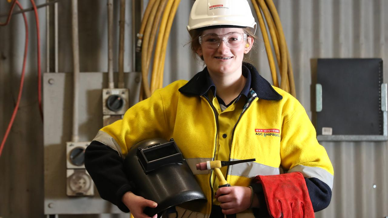 Many Aussie parents worried that their children will not get a good job after high school. But there are ways young people can get into the workforce.