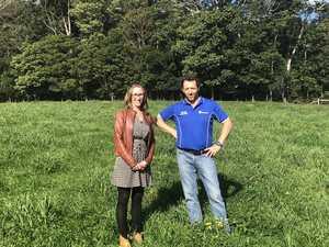 Bush food farming on offer at new training facility
