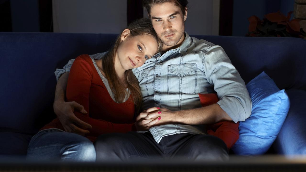 Many couples are settling in for a movie marathon at home to build romance in lockdown.