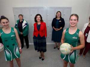 Joint backing provides valuable new Ipswich netball facility