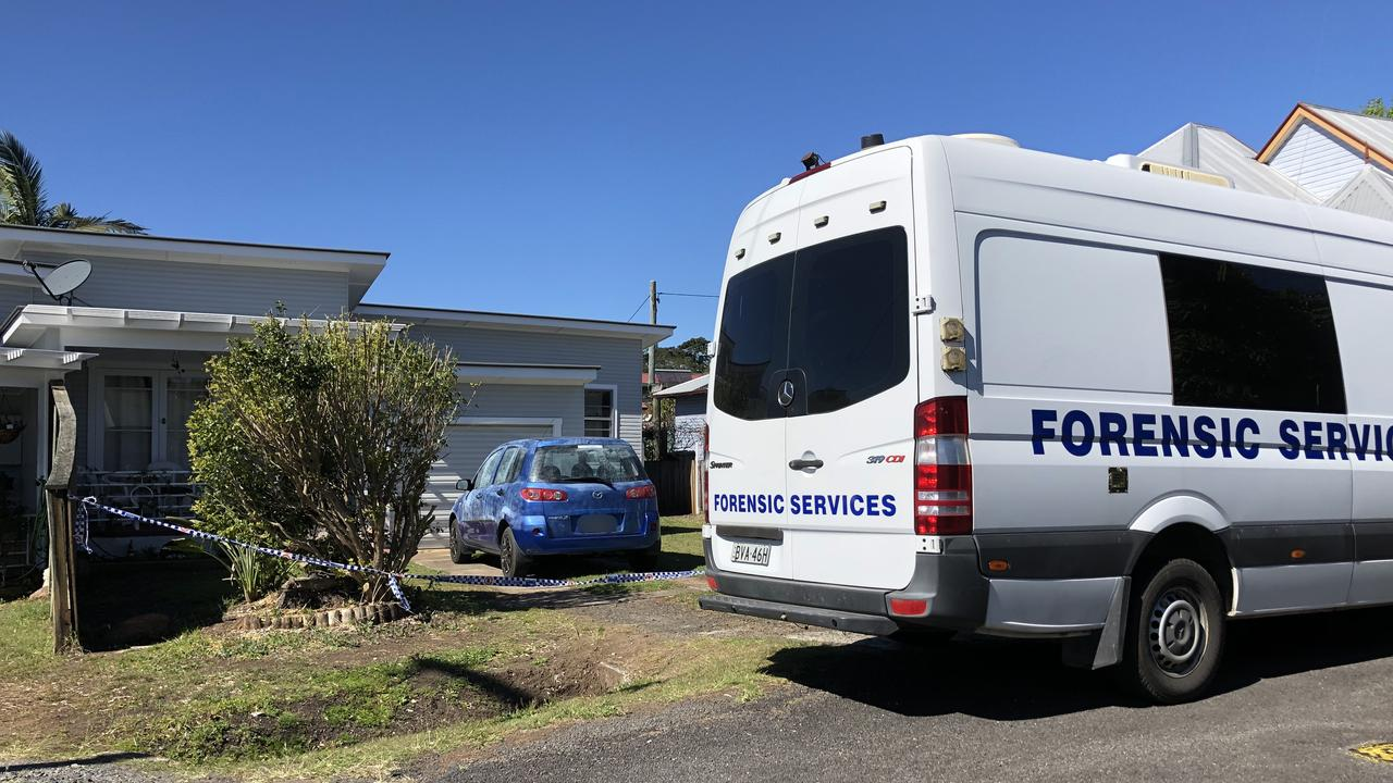 ARREST: Police have announced they have made an arrest in the case of a woman found dead in a unit in Rosedale Square, East Lismore. Photo: Alison Paterson