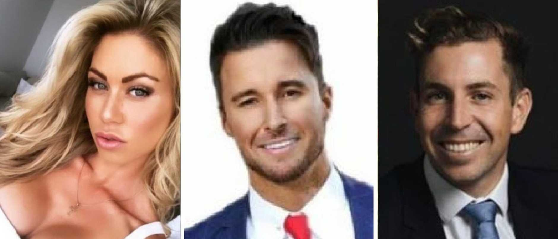 These are the people who have been nominated for Australia's Sexiest Real Estate Agent.
