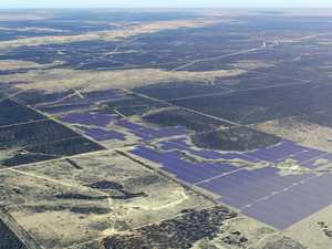 Construction begins on multimillion-dollar solar farm