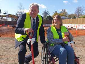 Dignity first: Work starts on $8m disability apartments
