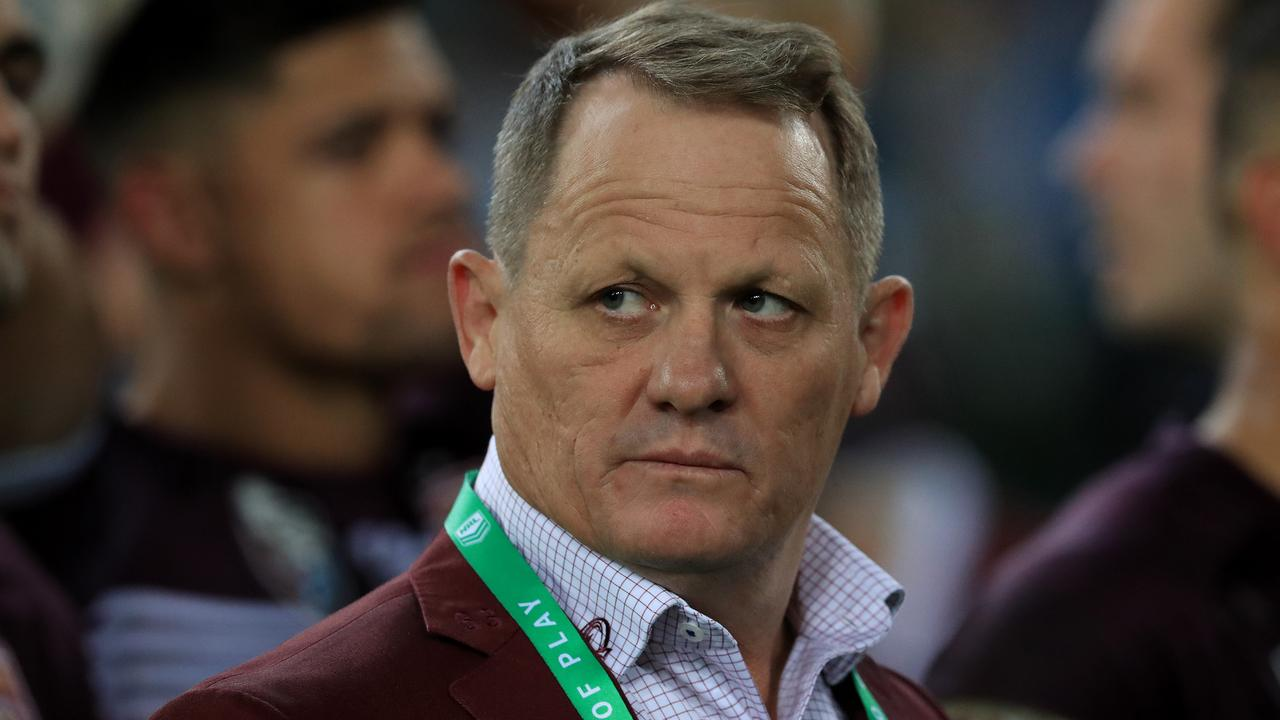 Brisbane has major concerns Kevin Walters may not have the necessary experience or track record to replace Anthony Seibold.