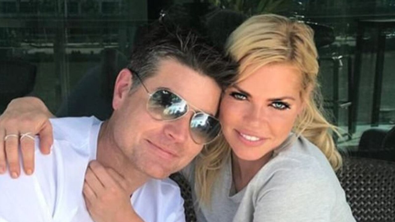 Stu Laundy and Sophie Monk split.