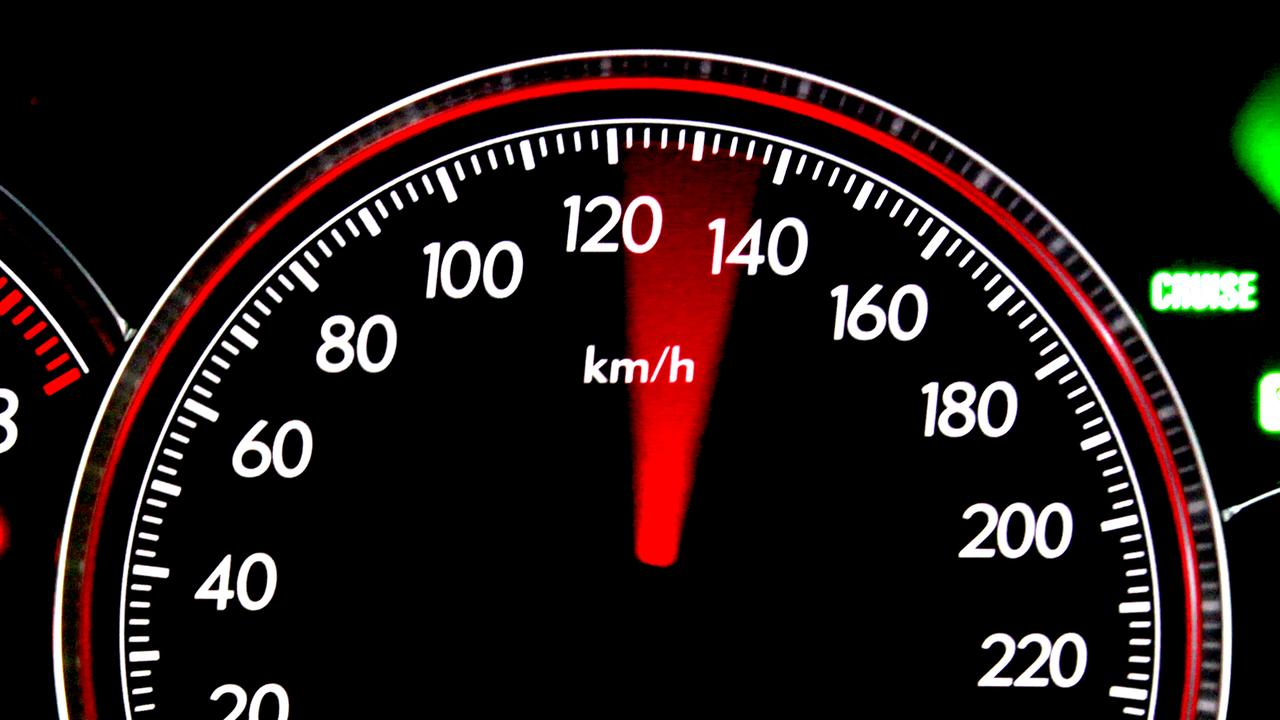 A Gympie man has been caught allegedly doing 154km/h on the Wide Bay Highway while three times the legal limit.