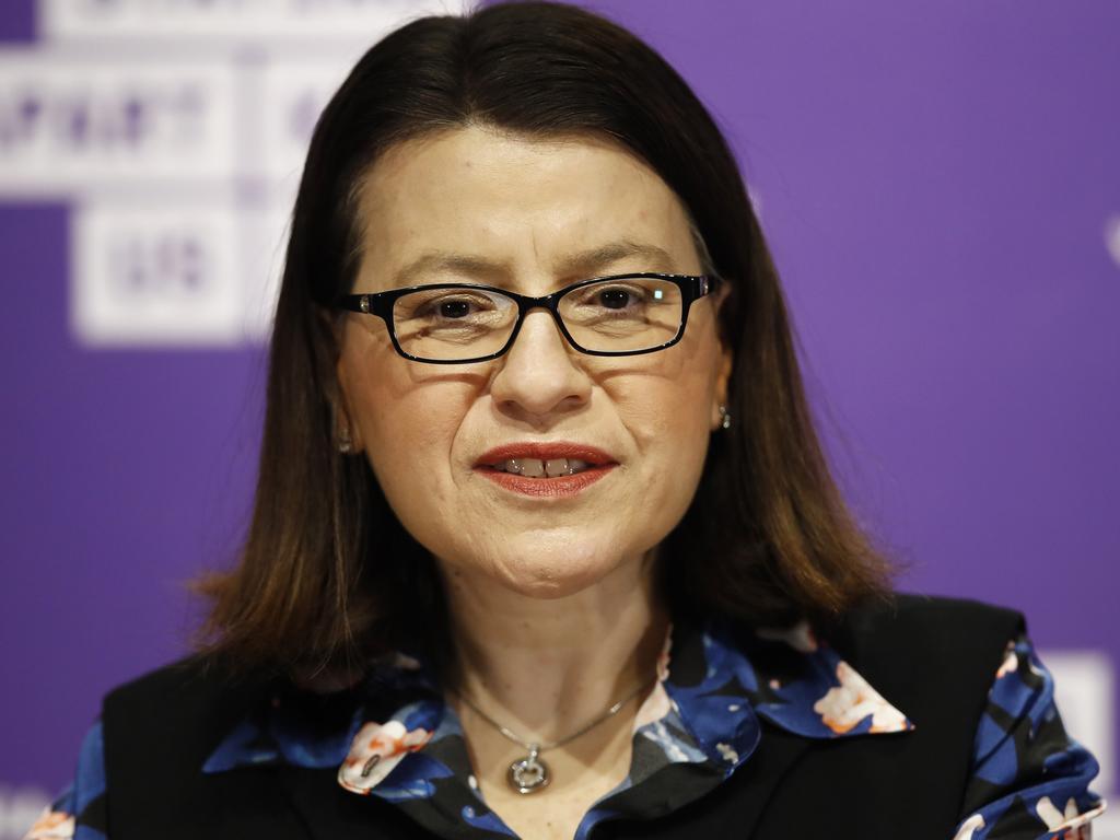 Victorian Health Minister Jenny Mikakos. Picture: NCA NewsWire/Daniel Pockett