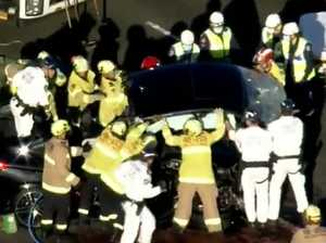 Driver in wrong lane before fatal Harbour Bridge crash: Police