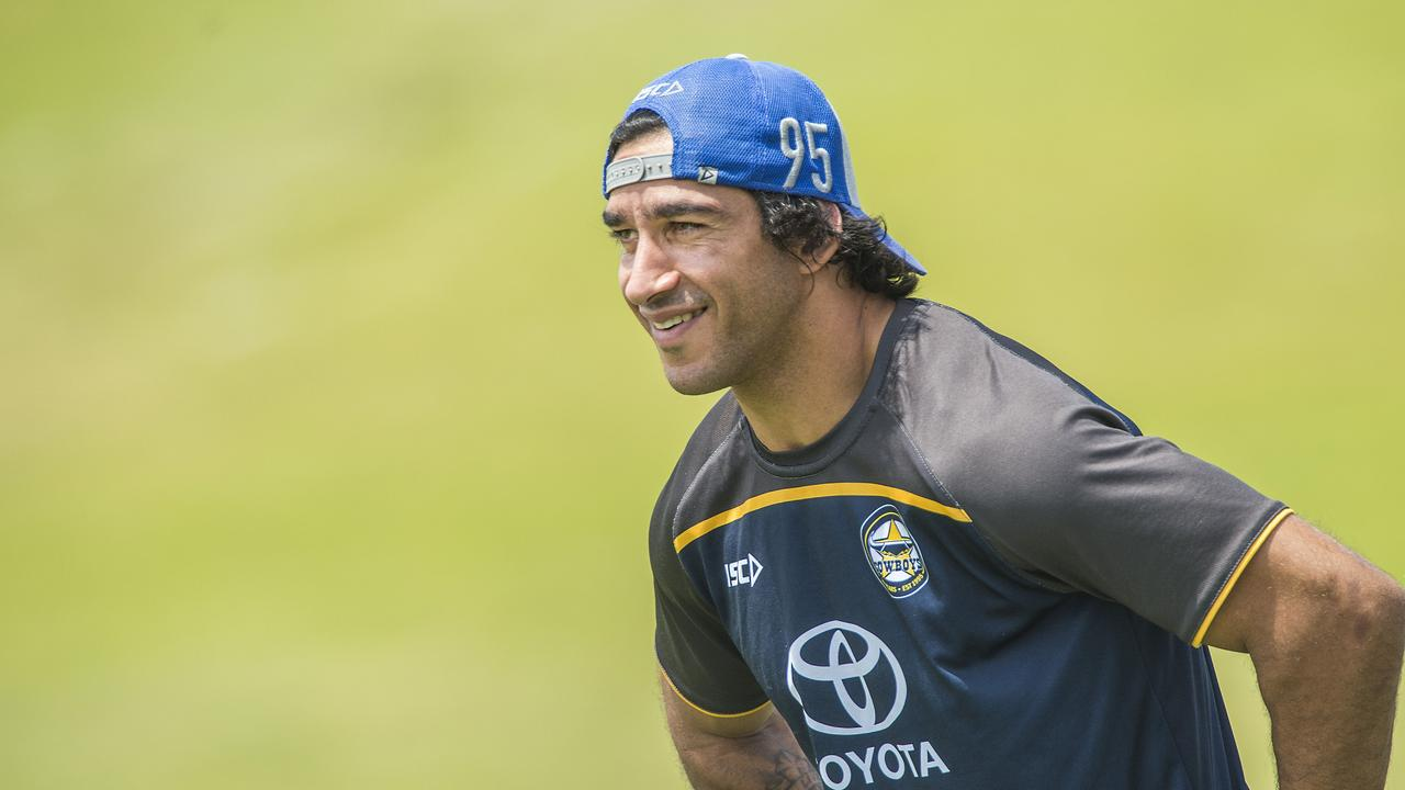 North Queensland Cowboys' Johnathan Thurston will head to the Granite Belt in October.