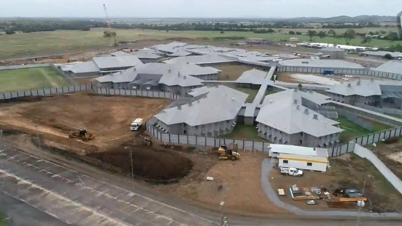 Capricornia Correctional Centre is operating under strict stage four lockdowns.