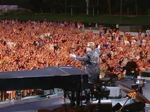 Elton-mania's still rocking Coffs Harbour