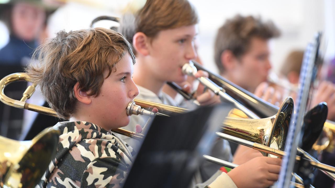 Changes to school regulations due to the coronavirus has had an impact on how Clarence Valley Conservatorium has delivered music programs into schools.
