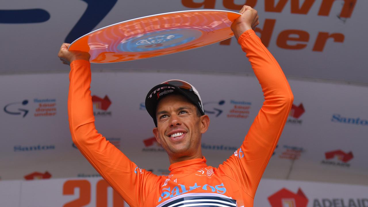 Porte will not be in Adelaide to defend his TDU crown.