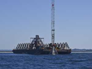 Tweed artificial reef