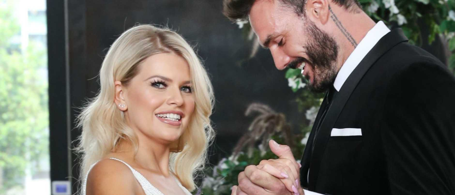 After getting locked in a heated argument on The Bachelor, Kaitlyn Hoppe's past has been revealed, including her link to an NRL star and a multi-millionaire