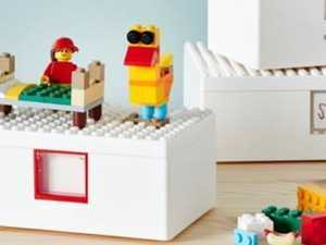 Frenzy over 'genius' Lego item