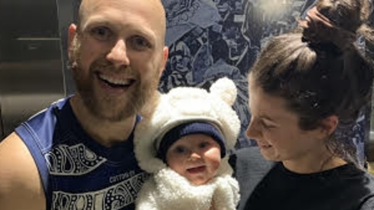 Gary Ablett gives heartwarming update on 'our brave boy'